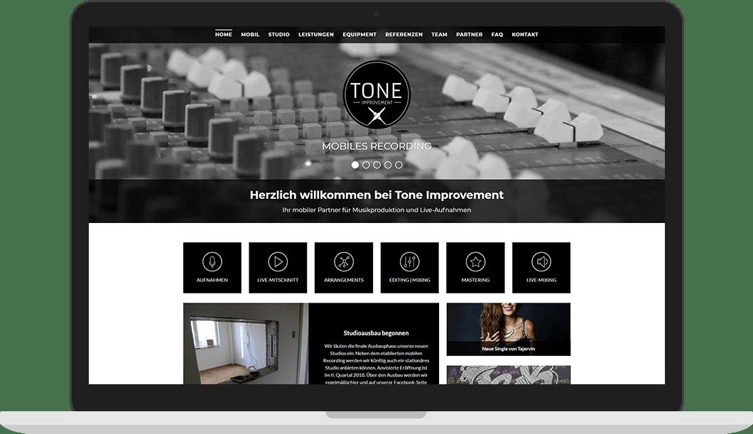 Tone Improvement