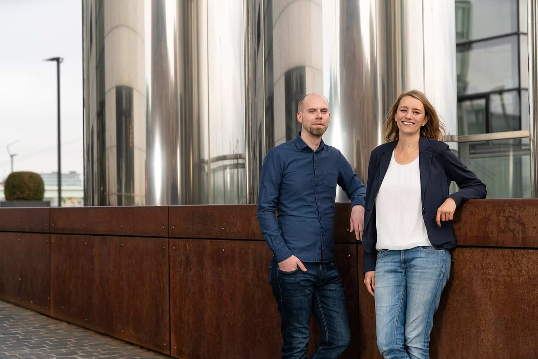 Falko Rauch & Nina Obermüller, neothink